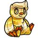 Gold Astro Plushie