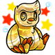 Enchanted Gold Astro Plushie