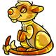 Gold Basil Plushie