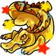 Enchanted Gold Crikey Plushie