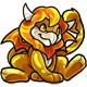 Gold Crindol Plushie