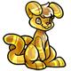 Gold Doyle Plushie