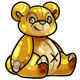 Gold Feliz Plushie