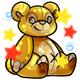 Enchanted Gold Feliz Plushie