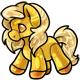 Gold Gonk Plushie