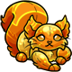Gold Kaala Plushie