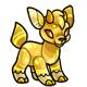 Gold Kidlet Plushie