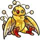 Gold Osafo Plushie
