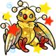 Enchanted Gold Osafo Plushie
