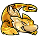 Gold Paffuto Plushie