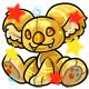 Enchanted Gold Reese Plushie