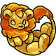 Gold Tantua Plushie