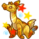 Enchanted Gold Viotto Plushie