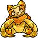 Gold Walee Plushie
