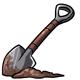 Grave Robbers Shovel