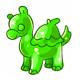 Green Gummy Hump