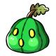 Green Spookfruit Plushie