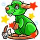 Enchanted Green Basil Plushie