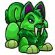 Green Bolimo Plushie