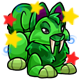 Enchanted Green Bolimo Plushie