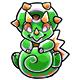 Green Decadal Potion