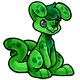 Green Doyle Plushie