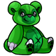 Green Feliz Plushie