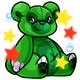 Enchanted Green Feliz Plushie