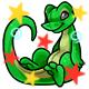 Enchanted Green Gizmo Plushie
