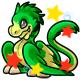 Enchanted Green Gobble Plushie