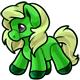Green Gonk Plushie