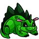 Green Grint Plushie