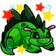 Enchanted Green Grint Plushie