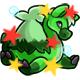 Enchanted Green Hump Plushie