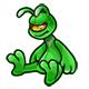 Green Huthiq Plushie