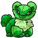 Green Ideus Plushie