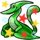 Enchanted Green Ike Plushie
