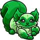 Green Kaala Plushie