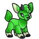 Green Kidlet Plushie