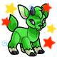Enchanted Green Kidlet Plushie