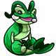 Green Kronk Plushie