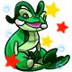 Enchanted Green Kronk Plushie