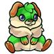 Green Kujo Plushie