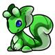 Green Limax Plushie