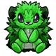 Green Mordo Plushie
