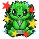 Enchanted Green Mordo Plushie