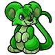 Green Murfin Plushie