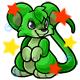 Enchanted Green Murfin Plushie