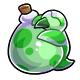 Green Newth Potion