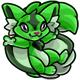 Green Nino Plushie